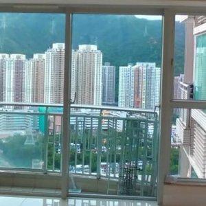 [雙鐡交匯;香港正中心]毗連即將落成[大圍]旗艦級商場; [名城3期]高層3房(1套)連工人房, 家庭首選 !