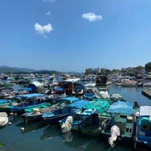 西貢臨海村屋