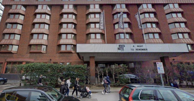 雷丁市中心酒店發現印度變種病毒患者