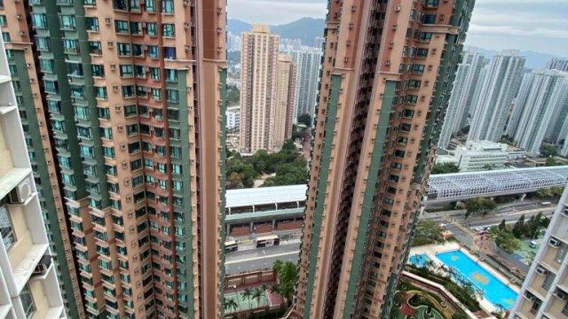 愉翠苑 高層開揚 三房套廁 企理實用 $720萬居二