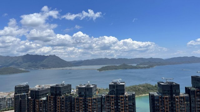 銀湖天峰 極高層優質海景 3房連貯物房