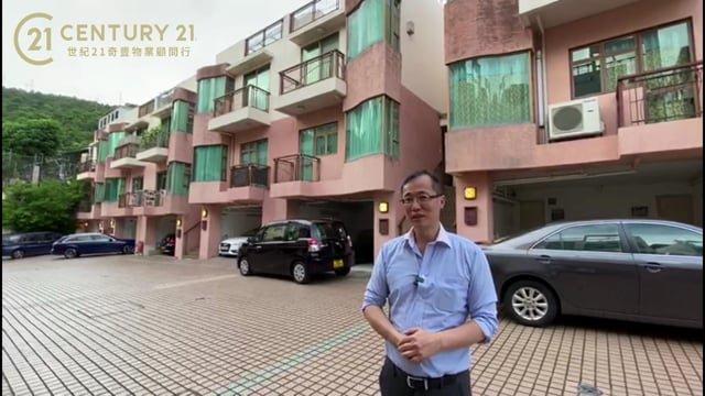 西貢清水灣別墅-天台-連車位