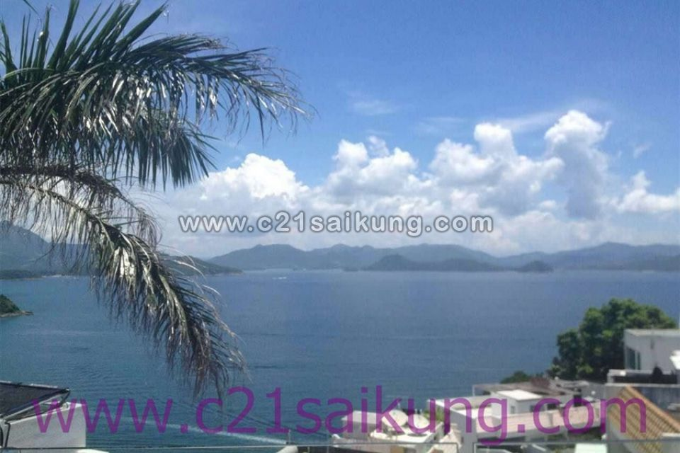 CLEAR WATER BAY SEA VIEW VILLA WITH NICE GARDEN